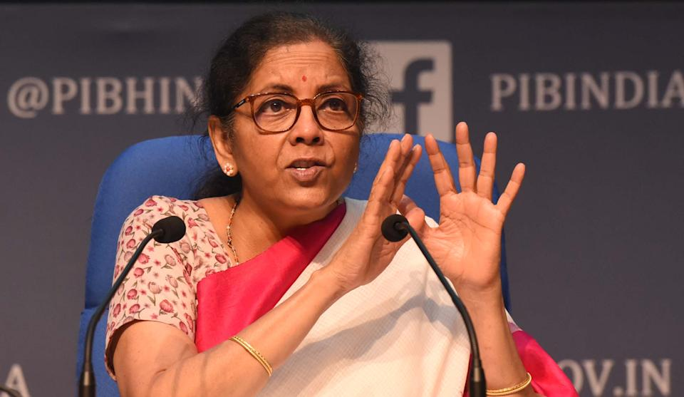 During her pre-politics days, Sitharaman worked as a salesperson at Habitat, a home decor store in London's Regent Street.