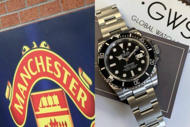 Manchester United montre