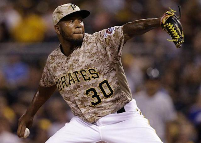 Former A.L. Rookie of the Year Neftali Feliz looks for another chance to close in Milwaukee. (AP)