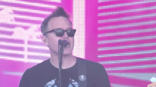 """Blink-182 revisit pop punk heyday with """"I Miss You"""" performance on Kimmel: Watch"""