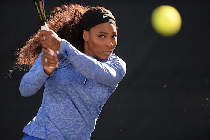 """<p><a class=""""link rapid-noclick-resp"""" href=""""https://go.redirectingat.com?id=74968X1596630&url=https%3A%2F%2Fwww.masterclass.com%2Fclasses%2Fserena-williams-teaches-tennis&sref=https%3A%2F%2Fwww.townandcountrymag.com%2Fstyle%2Fbeauty-products%2Fg19408606%2Fgift-ideas-for-women%2F"""" rel=""""nofollow noopener"""" target=""""_blank"""" data-ylk=""""slk:SHOP NOW"""">SHOP NOW</a></p><p><strong><em>$180 for an unlimited year-long subscription</em></strong></p><p>What more could a <a href=""""https://www.townandcountrymag.com/leisure/sporting/g29369793/tennis-gifts/"""" rel=""""nofollow noopener"""" target=""""_blank"""" data-ylk=""""slk:tennis-loving lady"""" class=""""link rapid-noclick-resp"""">tennis-loving lady</a> wish for than to take lessons from 23-time Grand Slam title winner, Serena Williams. From perfecting your serve to the mental side of the game this on-demand digital class will have her playing like a pro.</p><p><strong>More:</strong> <a href=""""https://www.townandcountrymag.com/leisure/arts-and-culture/g32240187/best-masterclass-classes/"""" rel=""""nofollow noopener"""" target=""""_blank"""" data-ylk=""""slk:The Best MasterClass Classes to Pick Up a New Skill"""" class=""""link rapid-noclick-resp"""">The Best MasterClass Classes to Pick Up a New Skill</a></p>"""