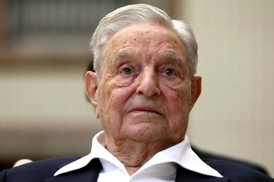 Billionaire investor and philanthropist George Soros is the subject of many conspiracy theories that are often anti-Semitic in nature.