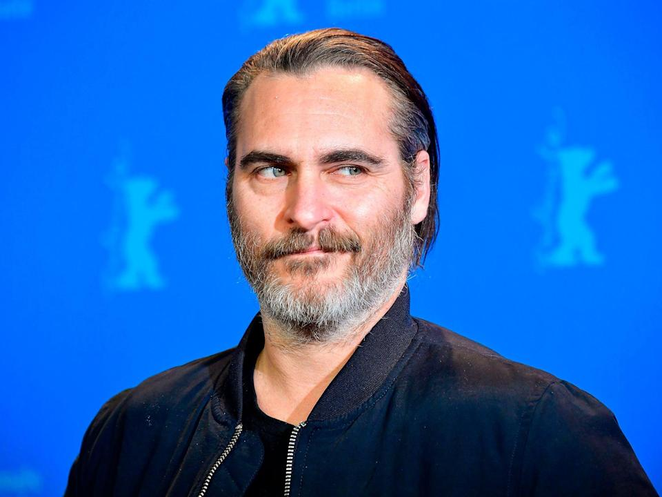 <p>Actor Joaquin Phoenix at the Berlinale film festival in 2018</p> (Tobias Schwarz/Getty Images)