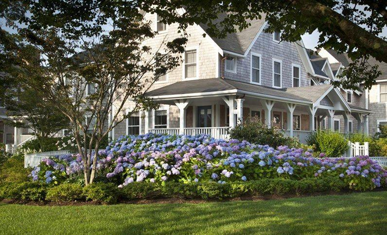 <p>The White Elephant grounds are some of the most beautifully landscaped on the island. You and your companions would be remiss not to undertake a four-way meandering walk around the neighborhood to see the many colors of Nantucket summer.</p>