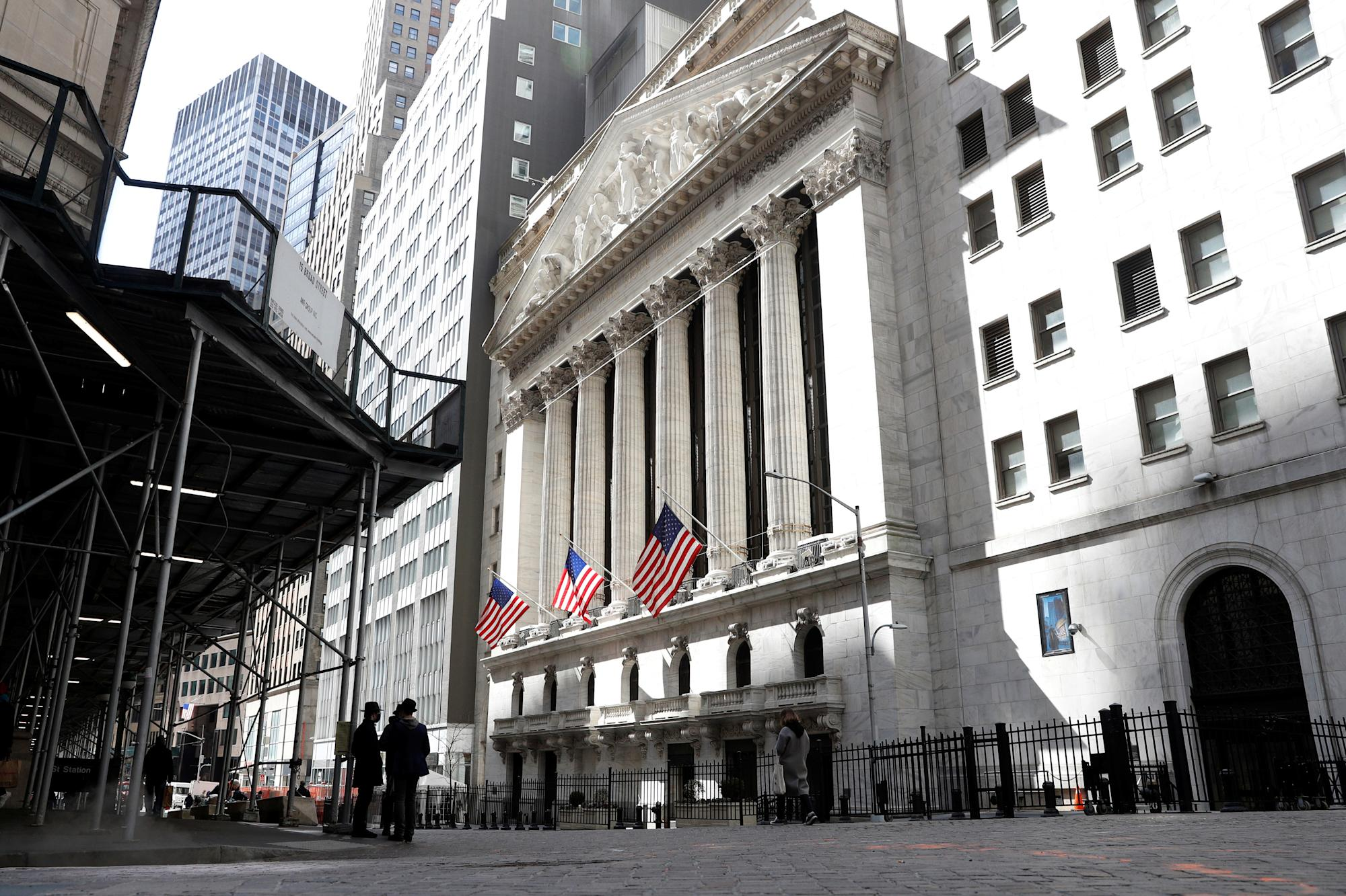 Stock market news live updates: Stock futures trade mixed after S&P 50... image