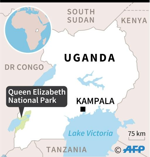 U.S.  cautions its citizens as Ugandan authorities mount search for kidnapped tourist