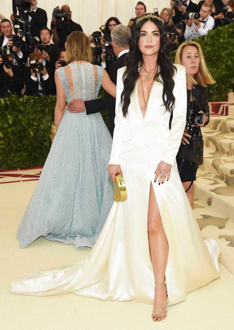 """<h1 class=""""title"""">Katie Lee in Danielle Frankel and Fred Leighton jewelry</h1><cite class=""""credit"""">Photo: Getty Images</cite>"""