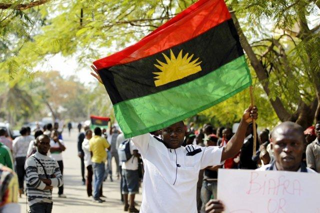 Biafran government in exile