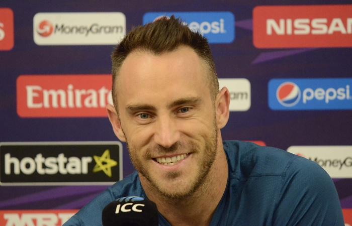 Surprised with ICC's handling of Smith and Kohli, says Faf du Plessis