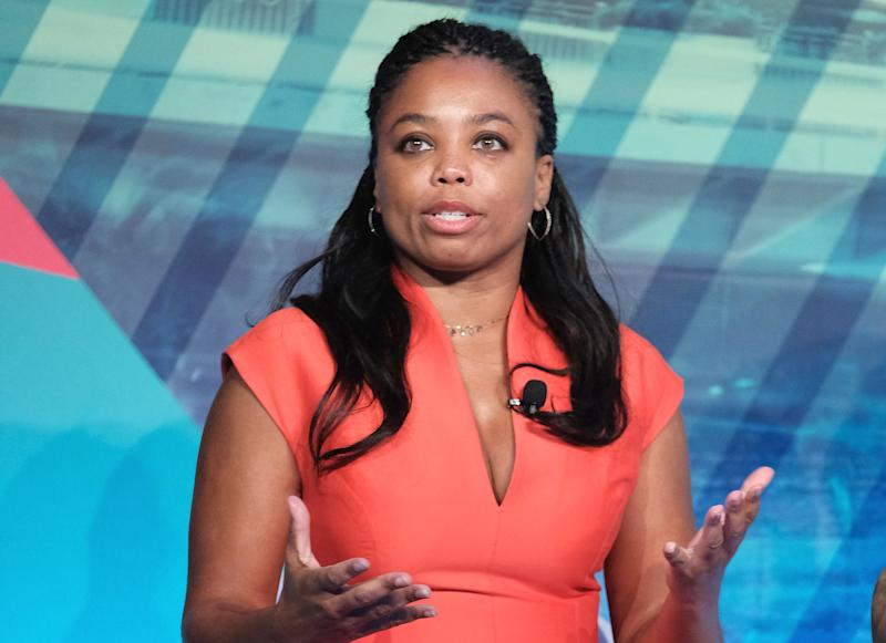 Stars Defend ESPN Anchor Who Called Trump a White Supremacist as President Demands Network Apologize