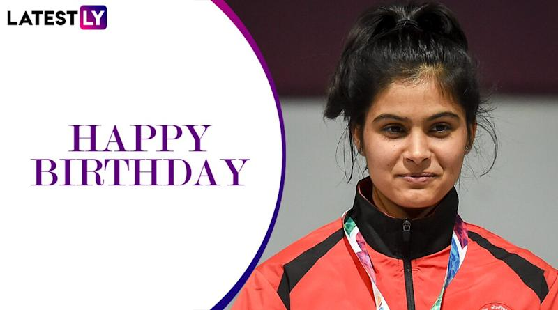 Manu Bhaker Birthday Special: Interesting Facts About the Young Indian Shooter As She Turns 18