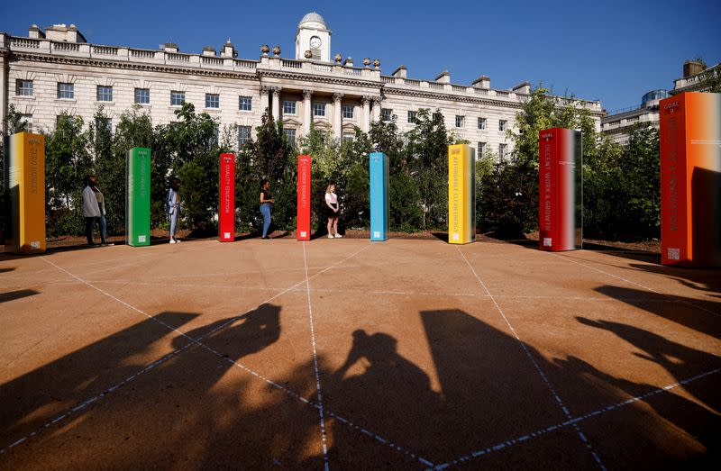 London Design Biennale tackles global challenges and crises