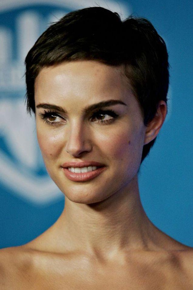 <p>Take one legendary film role and add to it an iconic hair cut and you've got Natalie Portman's post-V For Vendetta pixie crop.</p>
