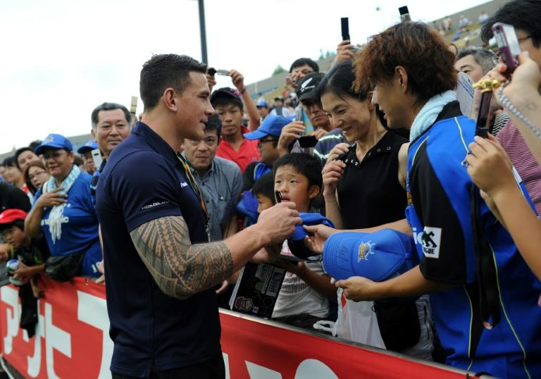 Sonny Bill Williams is available for selection, despite rumours to the contrary
