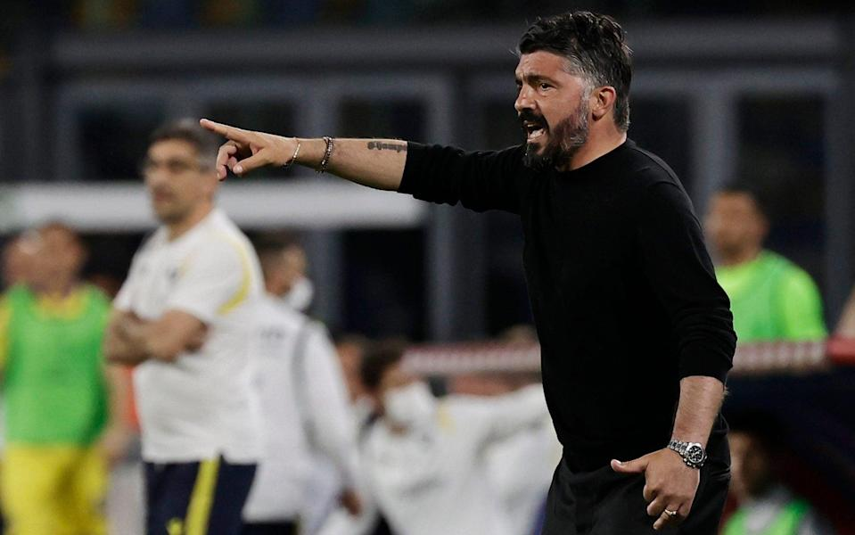 Tottenham call off Gennaro Gattuso talks as managerial pursuit hits new low - REUTERS