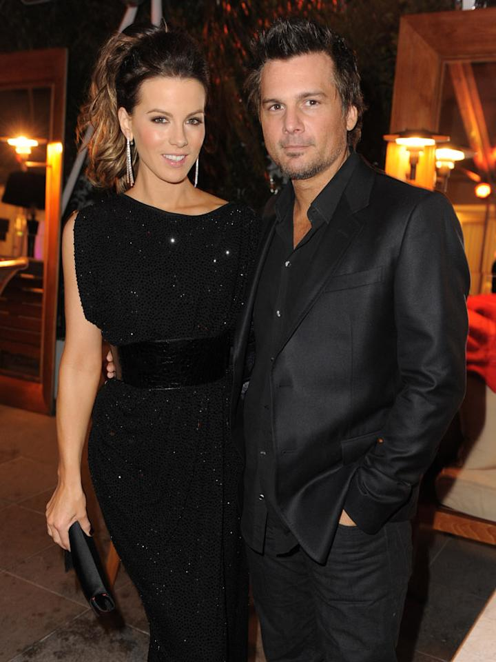 """Len Wiseman, the director of the first two """"Underworld"""" installments and the creator of the franchise, was too busy with other commitments, including helming the upcoming remake of """"Total Recall"""" (starring Beckinsale), so he chose not to direct the film. However, """"he was involved in everything from production design to writing the script and casting the film,"""" says Gary Lucchesi, president of Lakeshore Entertainment. <br><br>Wiseman also happens to be Beckinsale's husband. The two met in 2003 on the set of the first """"Underworld,"""" which also stars Michael Sheen, Beckinsale's former companion; Sheen and Beckinsale have a daughter together. In keeping with the time-honored British tradition of maintaining civility with one's ex, Sheen went on to star in """"Underworld: Evolution"""" and """"Underworld: Rise of the Lycans"""" right alongside Beckinsale."""
