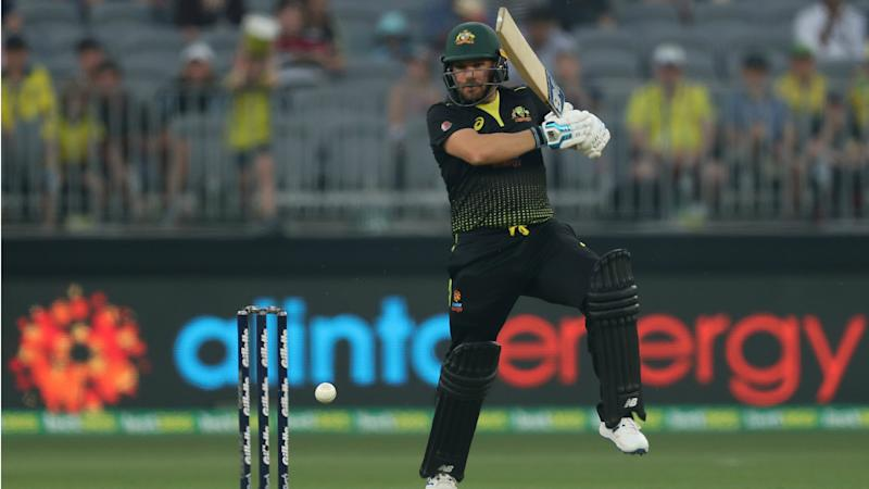 Finch hits fifty as Australia storm to series victory over Pakistan