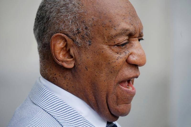 Comedian Bill Cosby arrives at the Montgomery County Courthouse for a pretrial conference related to aggravated indecent assault charges on September 6, 2016, in Norristown, Pennsylvania (AFP Photo/Dominick Reuter)