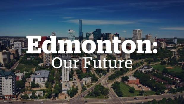 Edmonton: Our Future is an ongoing series looking into the issues that matter the most to you. (CBC - image credit)