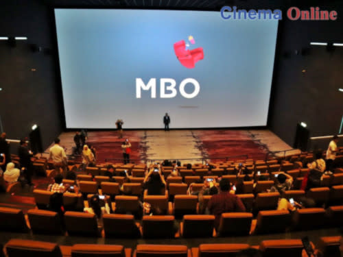 MBO Cinemas already had to end its operation due to the pandemic