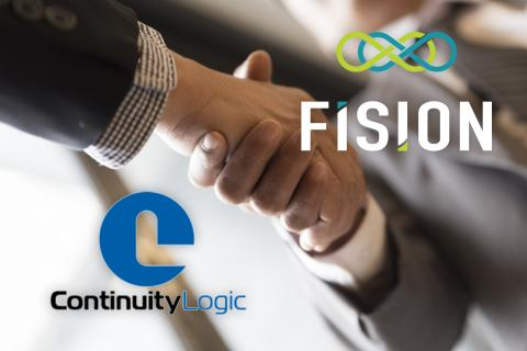FISION and Continuity Logic Announce Entry into Merger Agreement, Creating a First of its Kind Cloud Platform for Critical Business Processes, from Digital Asset Management and Agile Marketing, to Business Continuity and Risk Management
