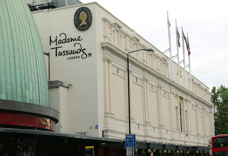 You could save up to £40 on combined entry to Madame Tussauds: PA