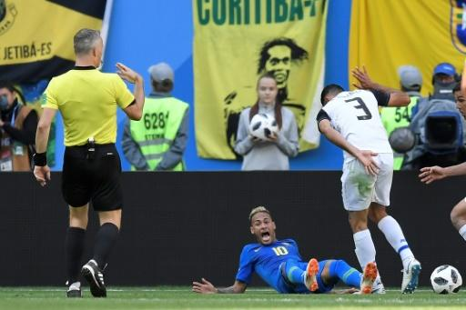 Neymar has not been at his best so far at the World Cup