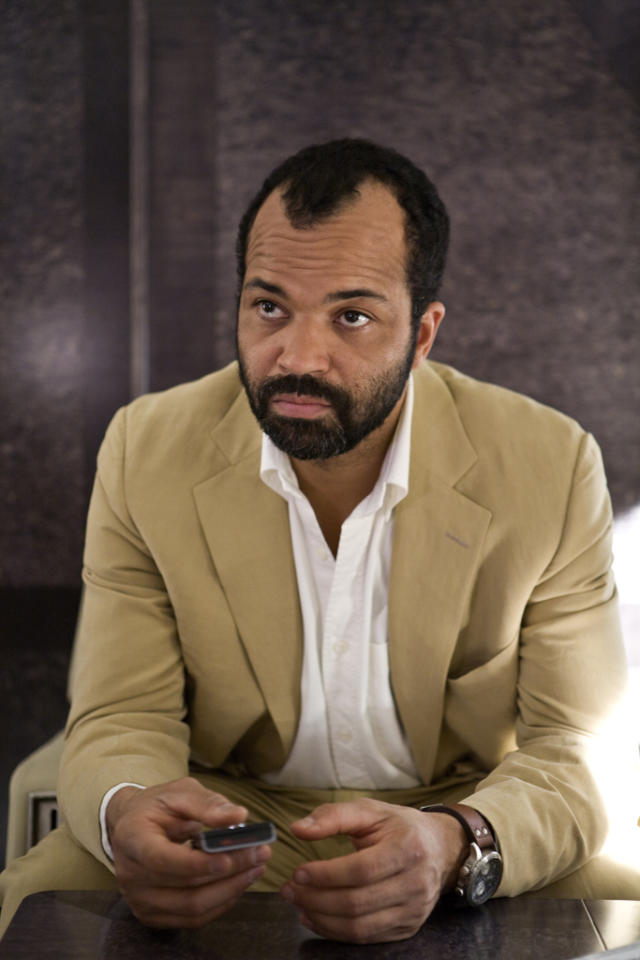 "<span style=""text-decoration:underline;""></span><b>Jeffrey Wright</b><br>""Catching Fire"" Character: Beetee<br>What You Know Him From: ""Casino Royale"" (2006) & ""Quantum of Solace"" (2008)"