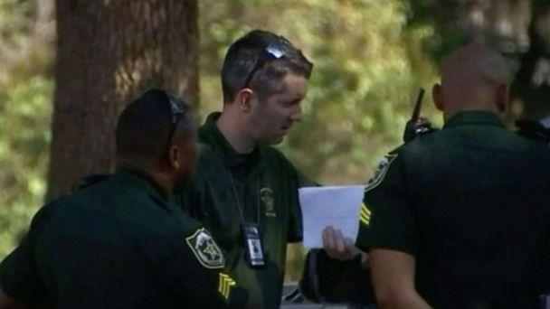 PHOTO: Law enforcement search for missing Miya Marcano in Orlando, Fla., Sept. 28, 2021. (WFTV)
