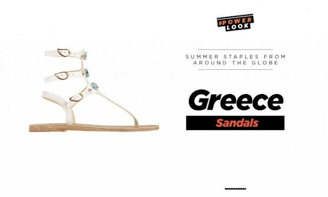 These are ideal for summer. (Photo: Ancient Greek Sandals)