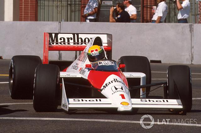 "1989: McLaren-Honda MP4/5 <span class=""copyright"">Sutton Motorsport Images</span>"