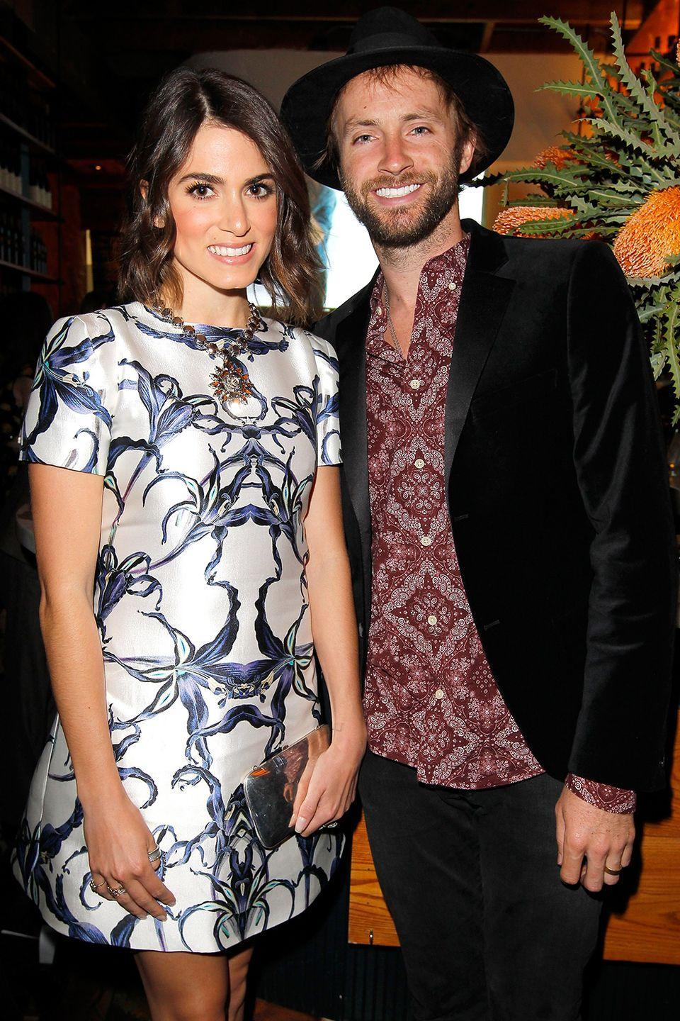 "<p>The<em> Twilight</em> star appears twice on this list! She was engaged to <em>American Idol</em> contestant Paul (yeah…Paul who?) after a <a class=""link rapid-noclick-resp"" href=""https://abc7.com/archive/8172546/"" rel=""nofollow noopener"" target=""_blank"" data-ylk=""slk:few months of dating"">few months of dating</a>.</p>"