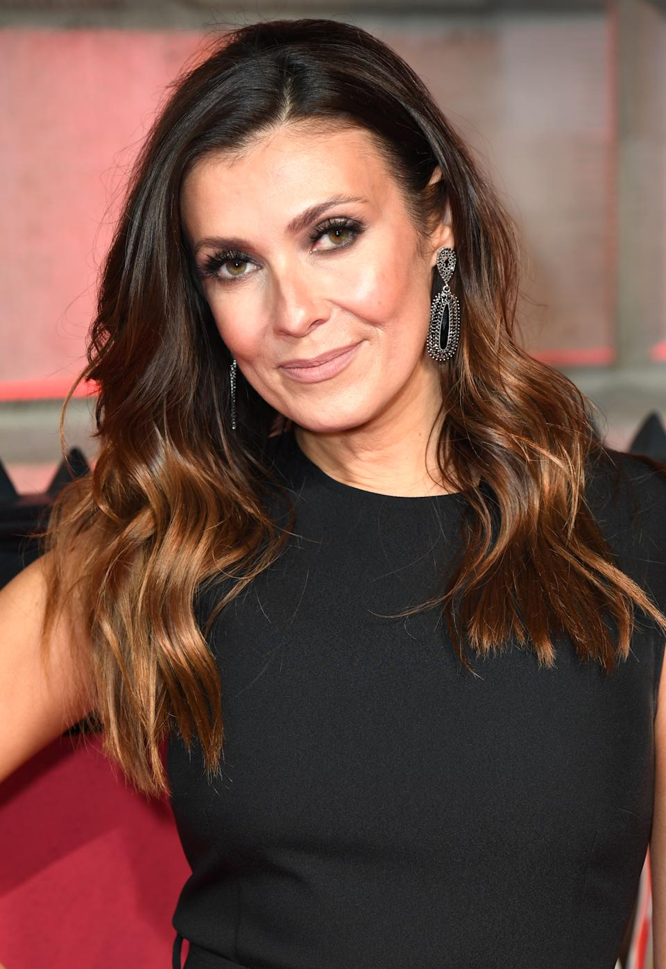 Kym Marsh attending the 12th annual Sun Military Awards at Banqueting House, London.Photo credit should read: Doug Peters/EMPICS