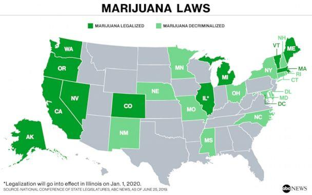 Marijuana Laws (ABC News Photo Illustration )