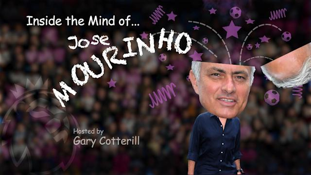 Jose Mourinho: Inside the Mind with Gary Cotterill, Part 1