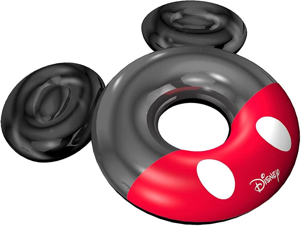 <p>You can't go wrong with the classic <span>GoFloats Mickey Mouse Pool Float</span> ($25). It's an ear-resistable choice that's timeless.</p>