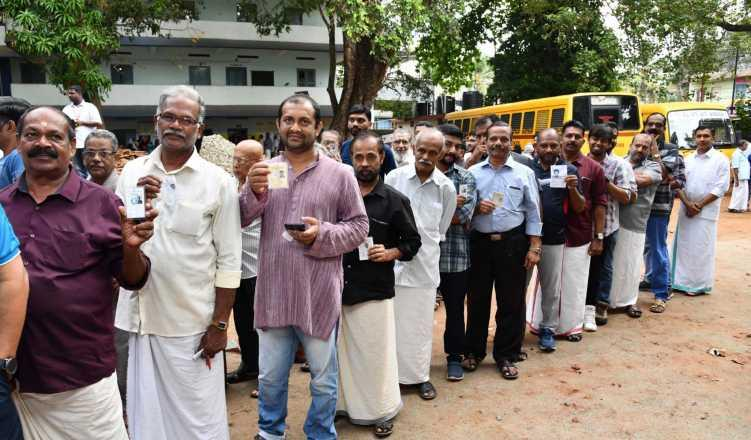 LS Polls: Kerala polls 77.68% votes; highest in 30 years