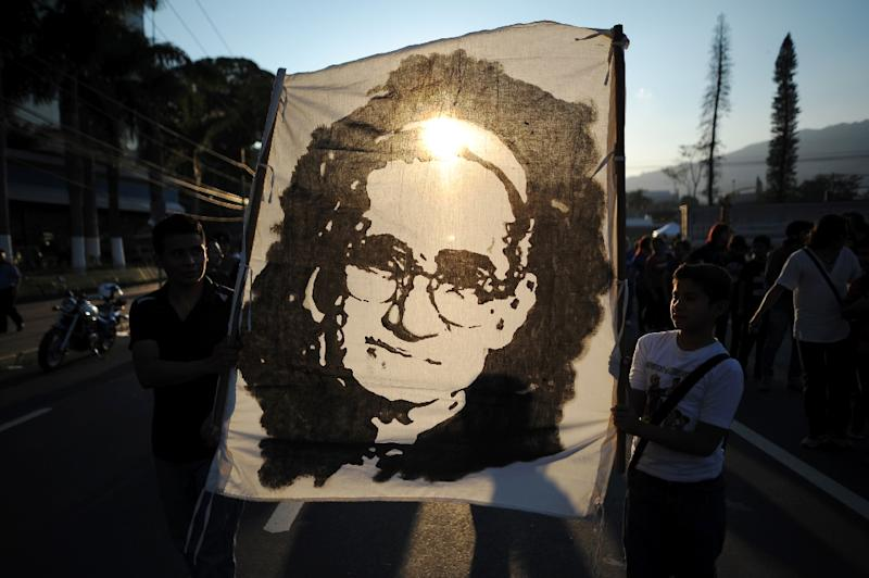 The Roman Catholic Church puts candidates for sainthood like slain Archbishop Oscar Romero through meticulous vetting