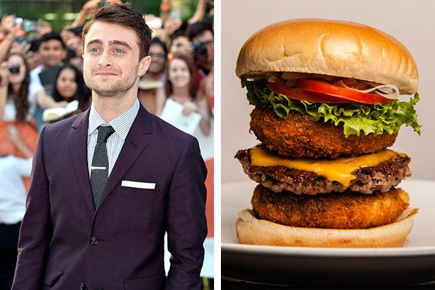 Daniel Radcliffe says Toronto's Burger's Priest offers 'best burger I've ever had'