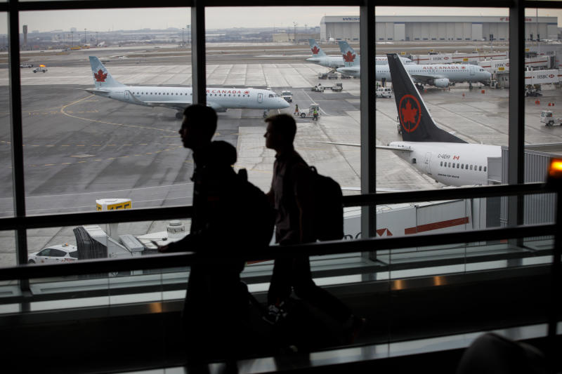 Toronto Pearson International Airport (Photo by Cole Burston/Getty Images)