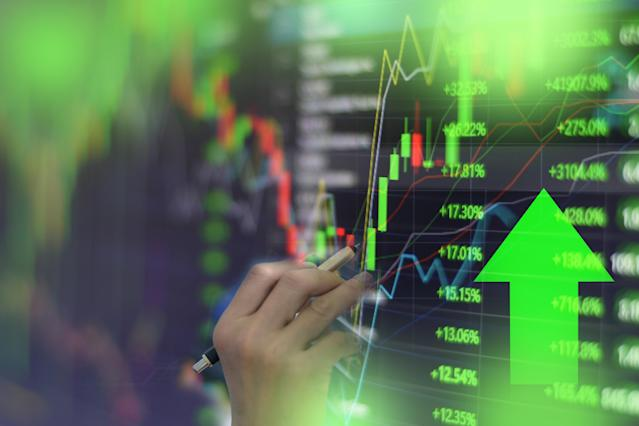 Major European markets surged slightly on Wednesday morning but fell into negative territory by noon. (Getty)