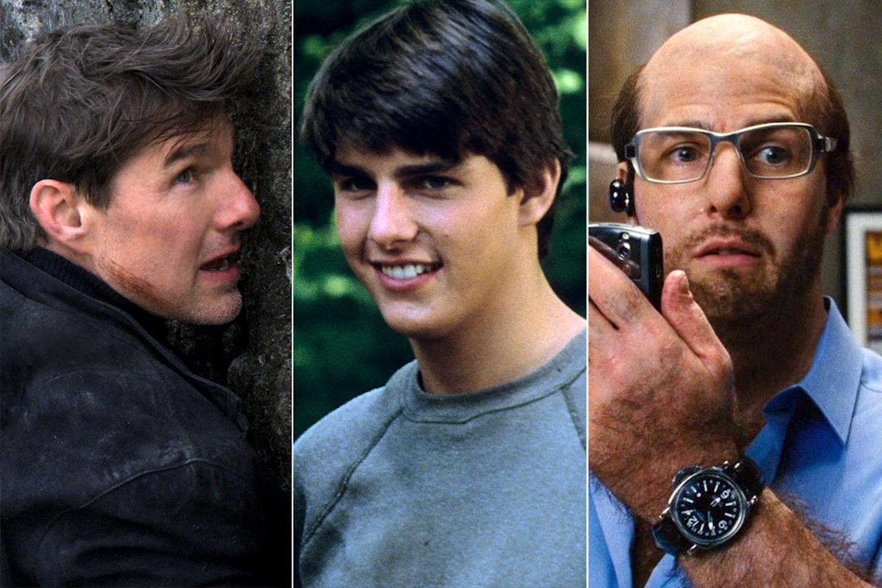 """<p>There will never be another <a href=""""https://ew.com/tag/tom-cruise/"""">Tom Cruise</a>. For almost 40 years, his star power has endured, even as he faced controversy offscreen and flops onscreen. He might be the biggest household name to never win an Oscar, but he's put together an unmatched career of blockbusters, scene-stealing cameos, and unhinged dramatic turns. To relive it all, we've taken on the impossible mission of ranking every Cruise film performance. Yes, we're showing you all the money roles!</p>"""