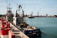 The port of Cotonou in neighbouring Benin has been the big beneficiary of congestion at Lagos