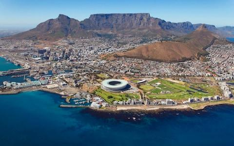 Cape Town, South Africa - Credit: Grant Duncan Smith / Getty
