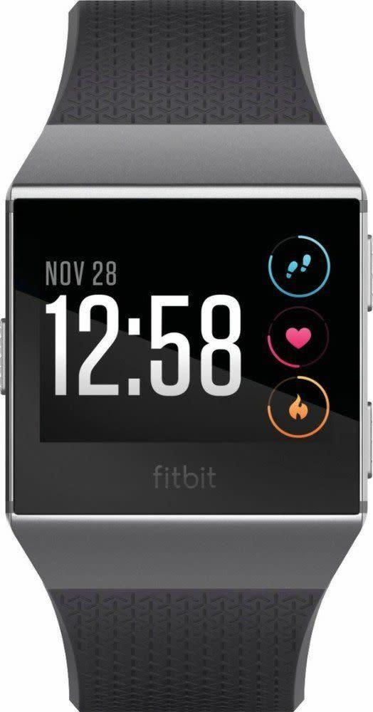 Get a free $50 Best Buy gift card when you purchase a <span><strong>Fitbit Ionic from Best Buy</strong></span> on Black Friday at full price ($300).