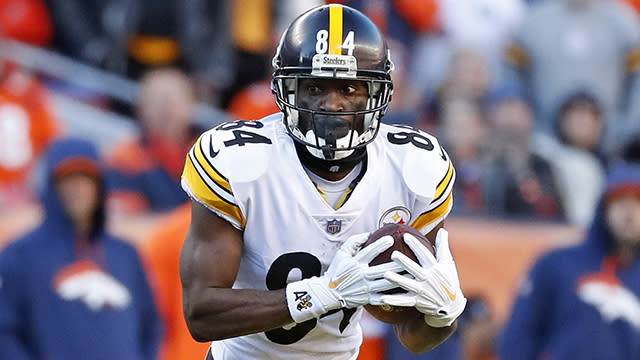 "NFL Network's Judy Battista provides an update on Pittsburgh Steelers wide receiver Antonio Brown after he tweeted it was ""time to move on"" from the team."