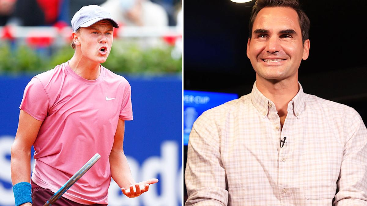 'Tired and angry': Young rival lashes out amid Roger Federer drama