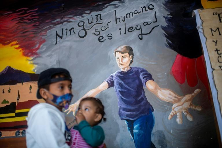 Shelters in Mexico's border city of Ciudad Juarez are struggling to cope with the influx