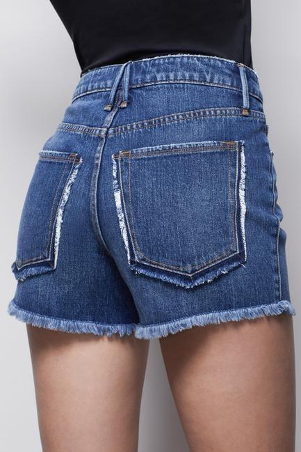<p>Show off your legs in the <span>Good Vintage Short</span> ($99, originally $145).</p>