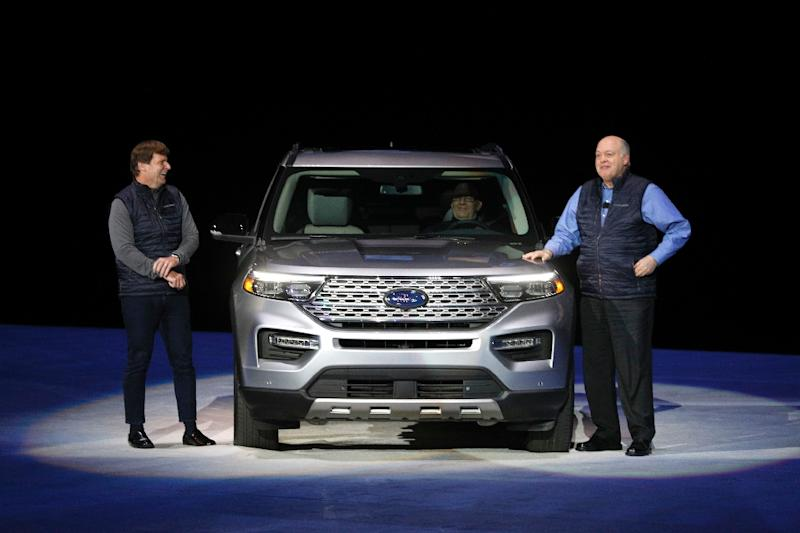 We will build electric bakkies, reveals high-ranking Ford exec